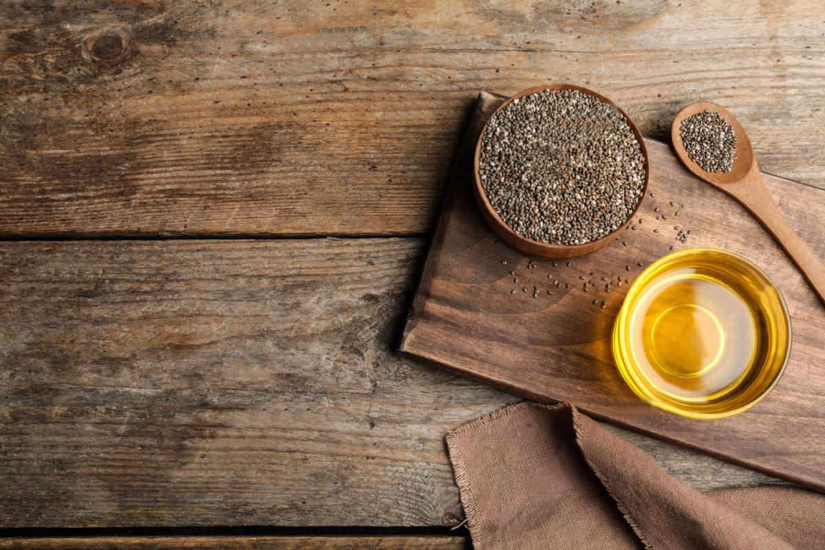 Масло из семян чиа —что это?