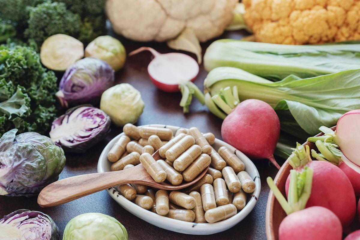Пищевые волокна —добавки и препараты