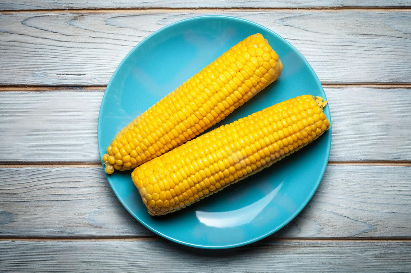 Варка кукурузы —рецепт