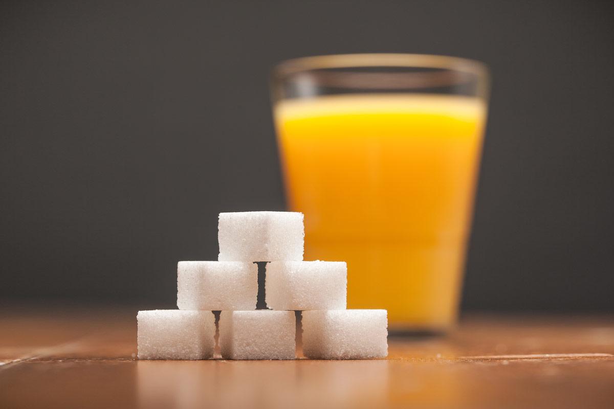 Гликемический индекс напитков —апельсиновый сок