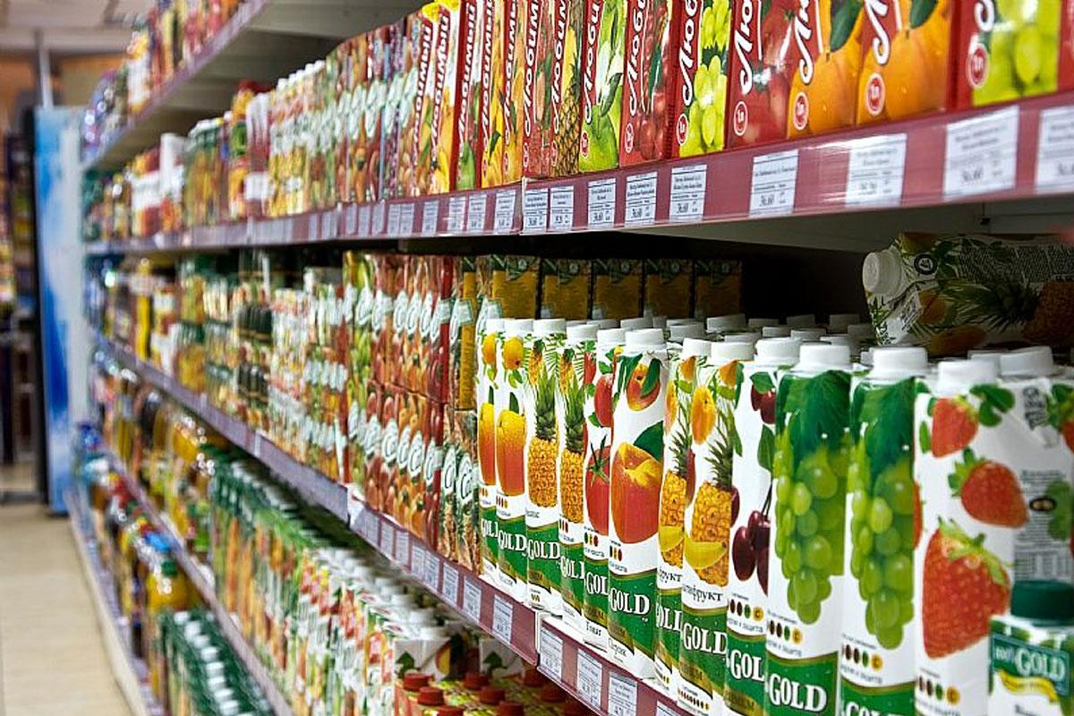 Гликемический индекс напитов —мультифруктовый сок