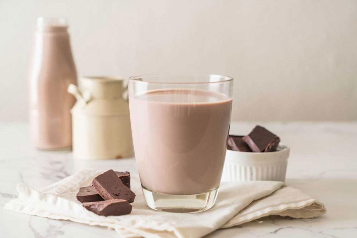 Гликемический индекс напитков —шоколадное молоко