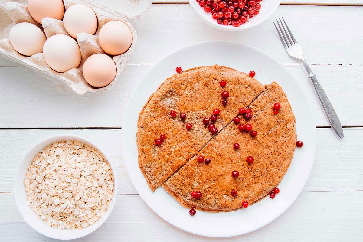 Завтрак для похудения —овсянка