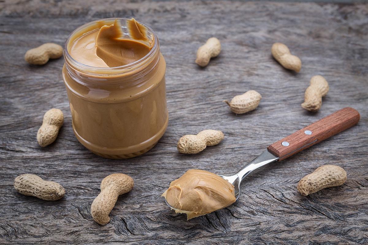 Цинкосодержащие продукты —арахис