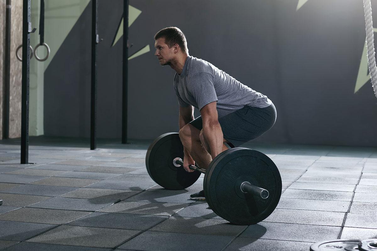 Становая тяга —что это?
