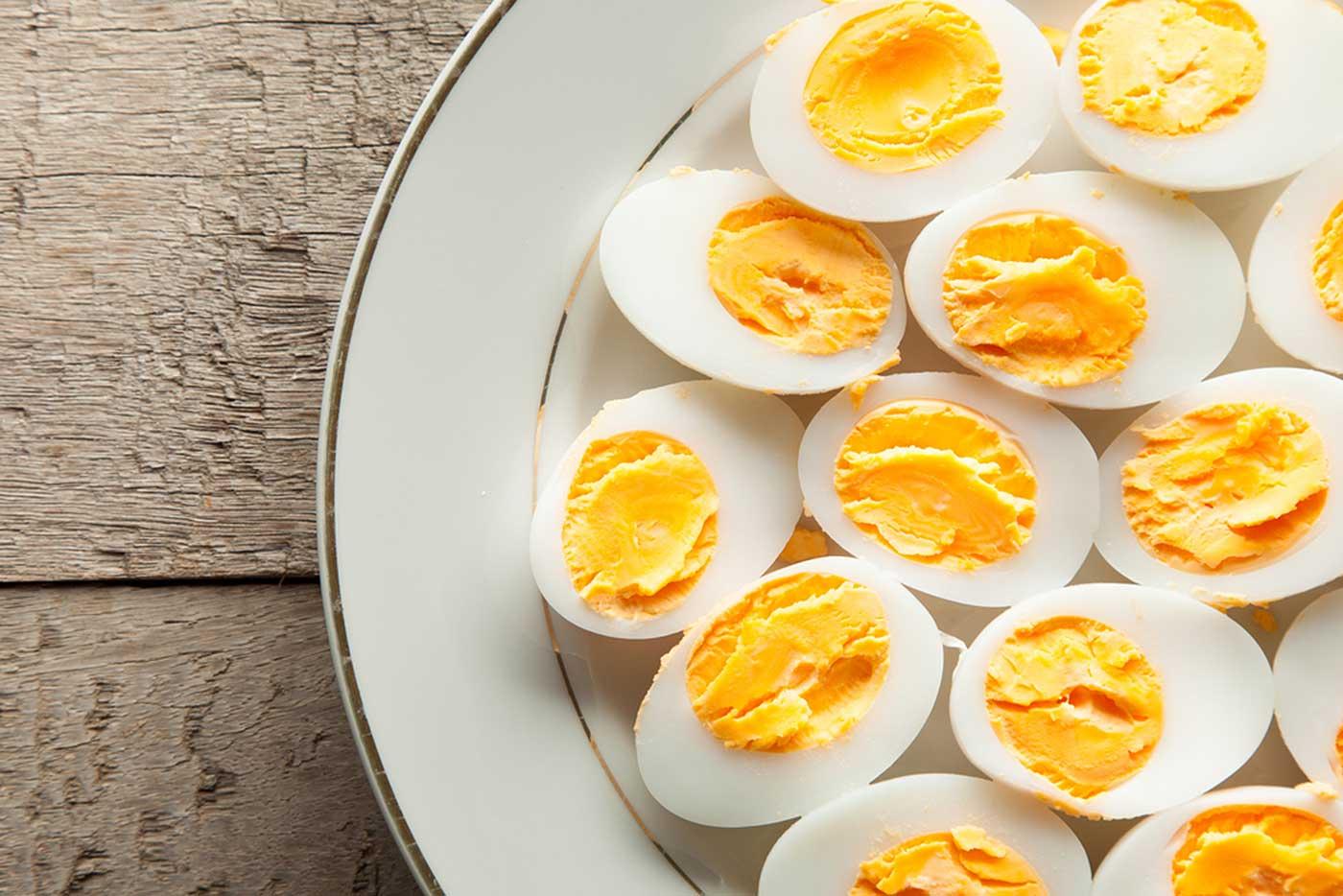 Яичная диета —меню по дням