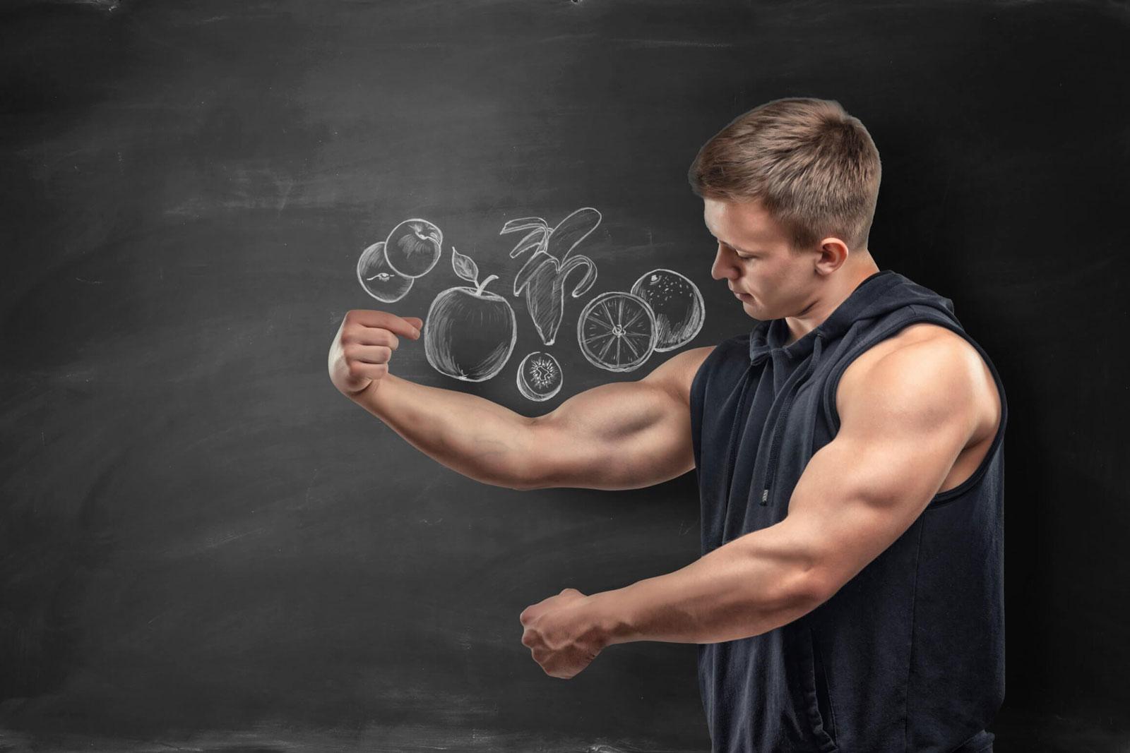 Эктоморф —диета и питание
