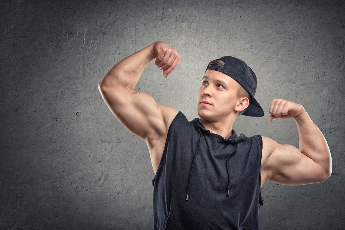 Эктоморф —тренировки для набора массы