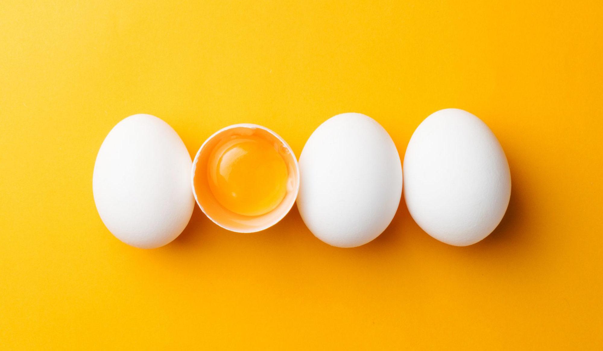 Польза куриных яиц для мужчин и для женщин