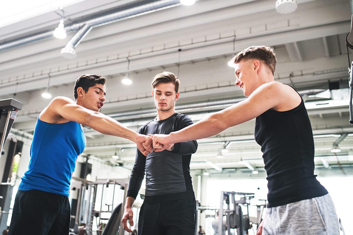 Правила тренировок для подростков