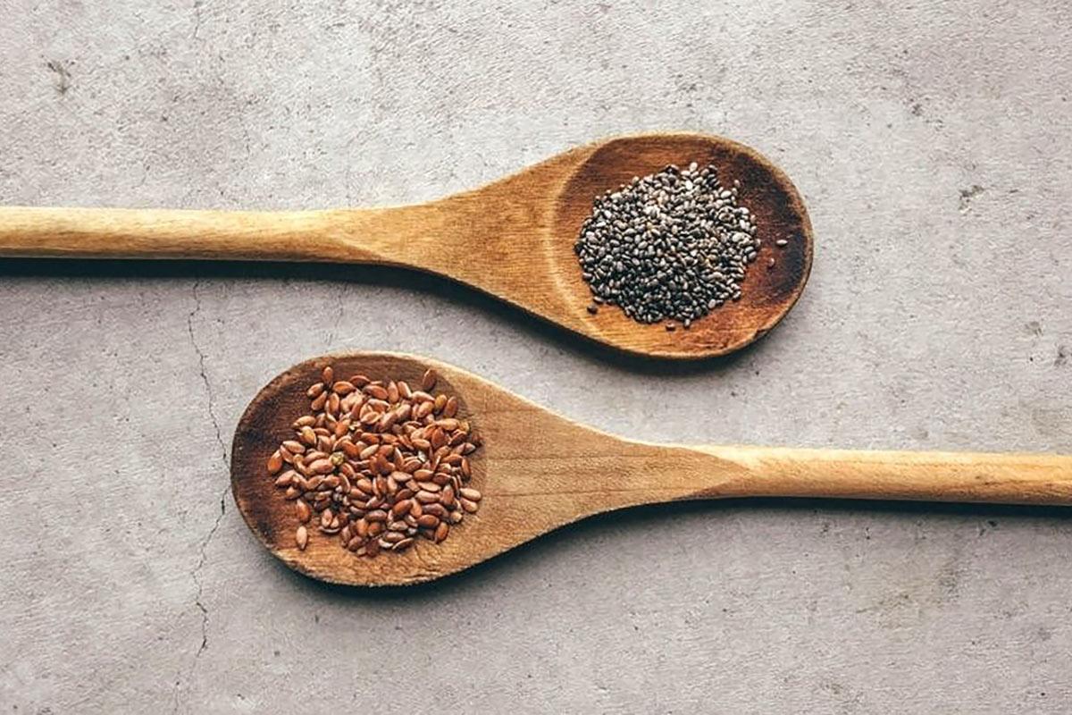 Семена чиа и семена льна —в чем разница?