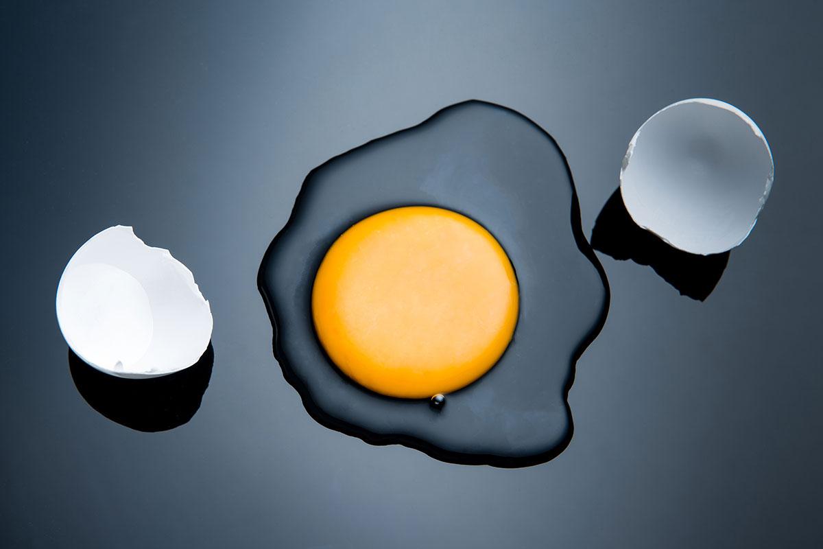 Яйца — состав и КБЖУ