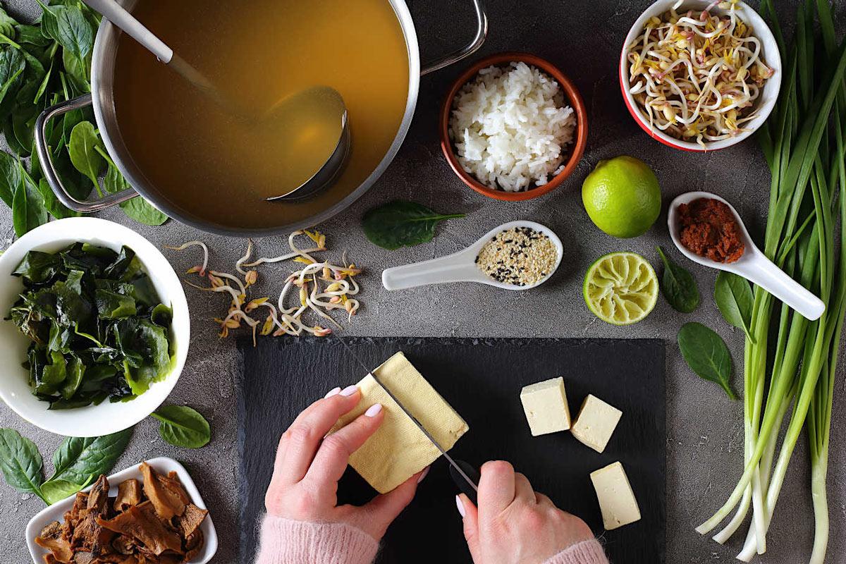 Тофу —как правильно готовить?