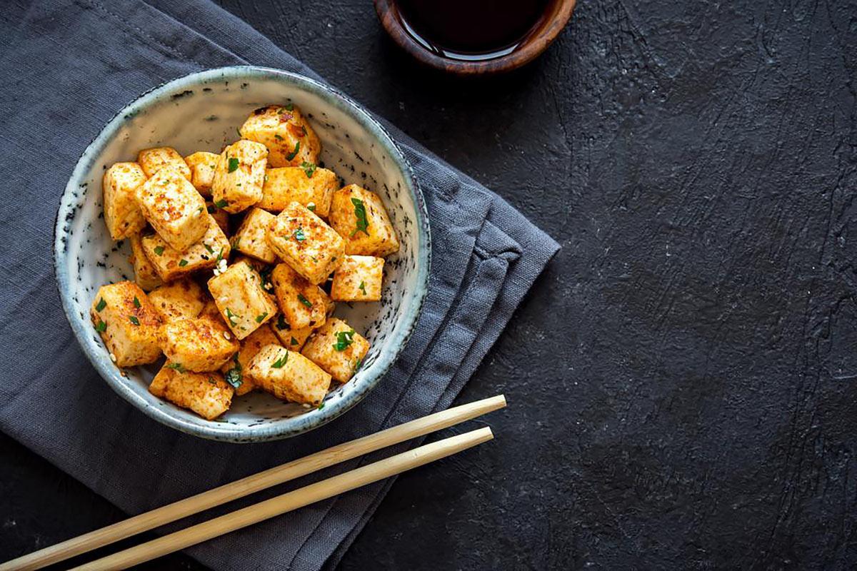 Тофу —калорийность и состав