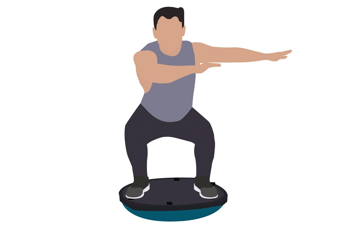 Функциональные упражнения — повороты