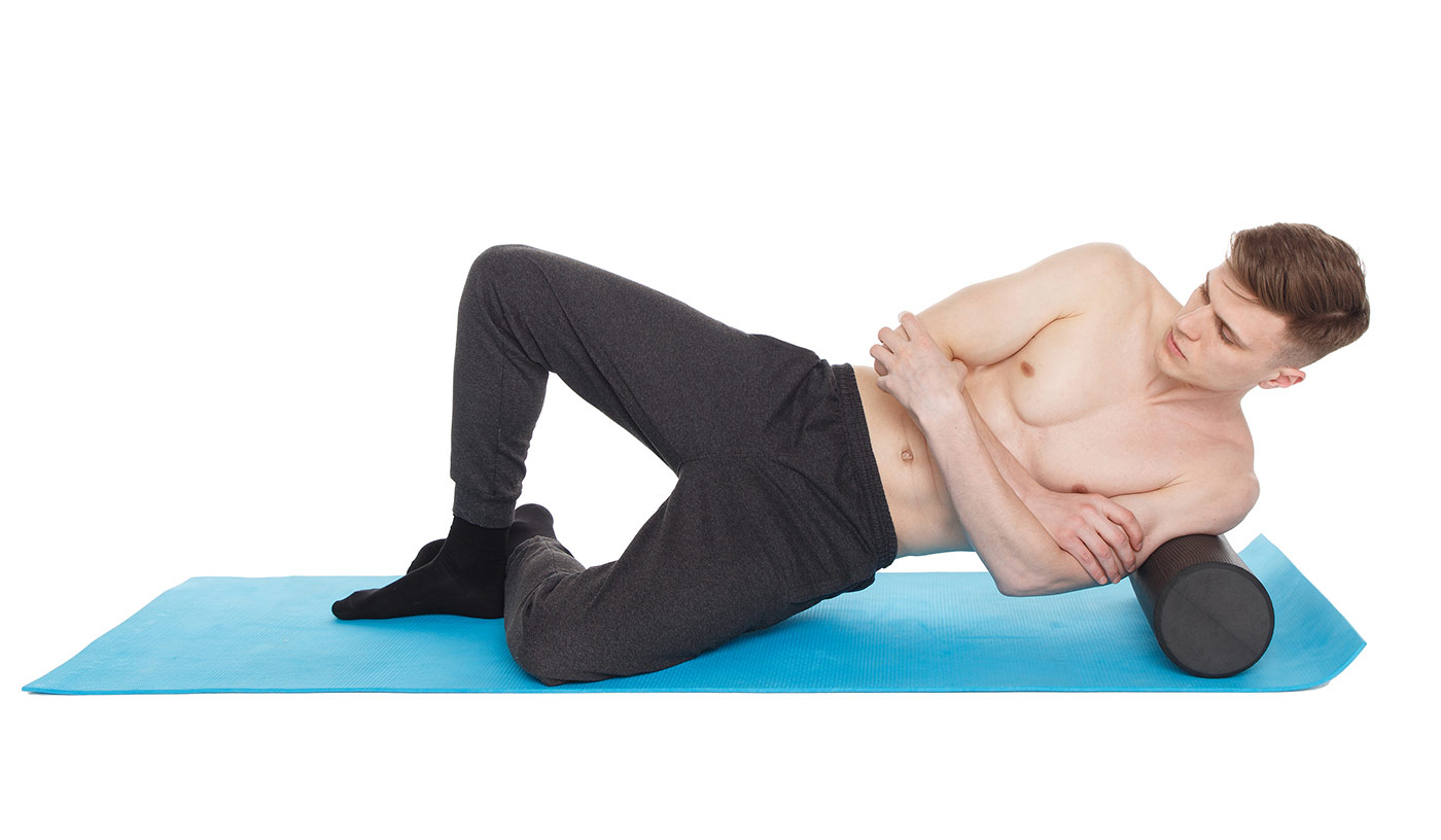МФР упражнения —плечевой пояс