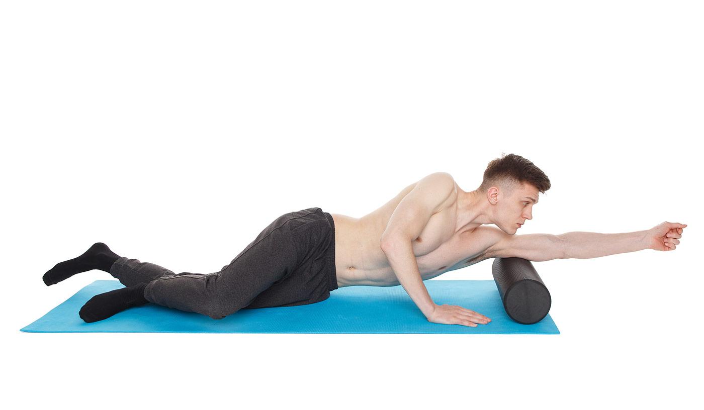 МФР упражнения —подмышечная впадина