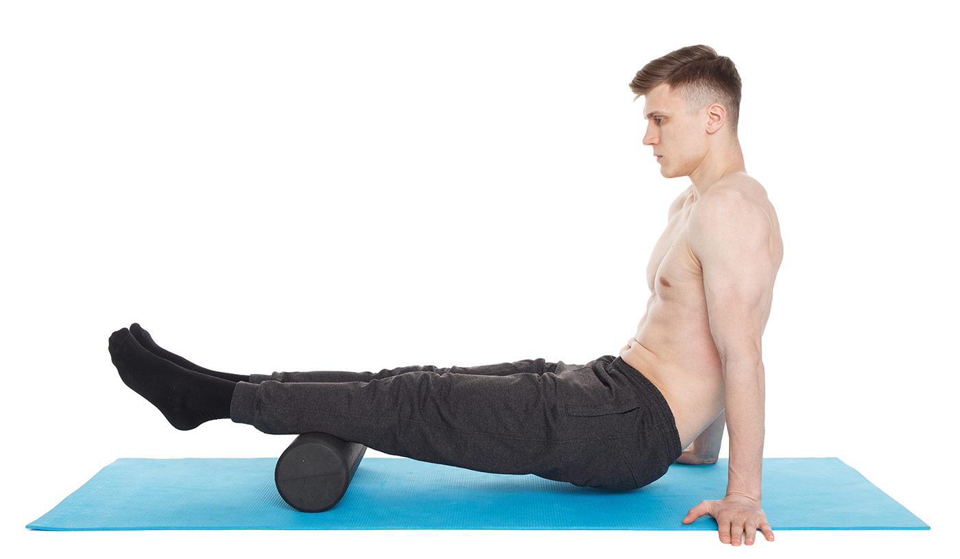 МФР упражнения —икры