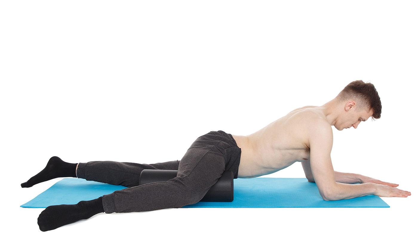 МФР упражнения —внутренняя сторона бедра