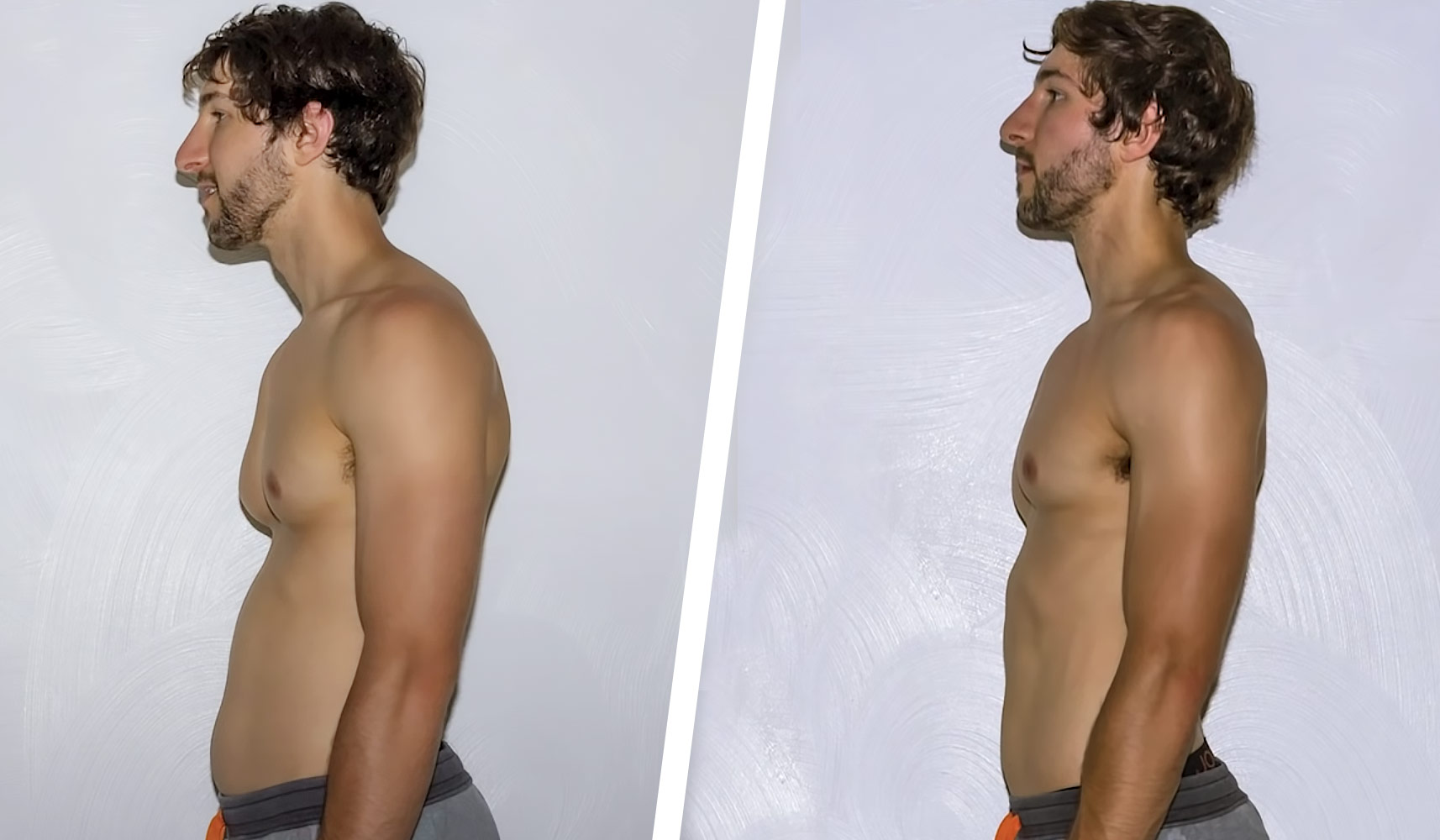 Упражнение бёрпи —до и после