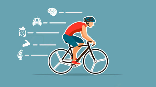 Как велосипед влияет на здоровье и на мозг?