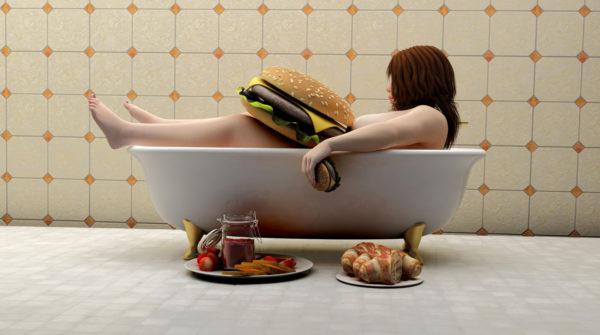 Когда углеводы превращаются в жир?