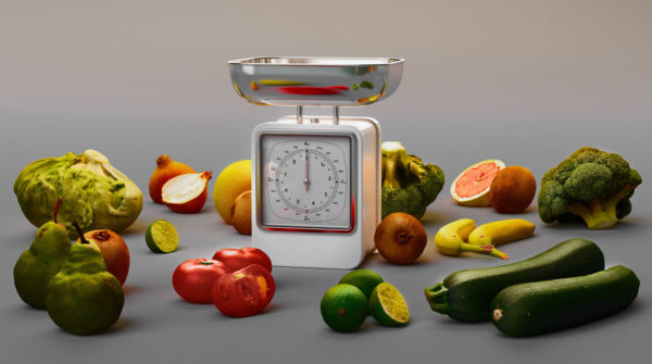 Сколько овощей и фруктов нужно есть?