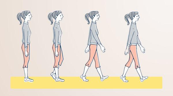 Сколько нужно ходить каждый день?