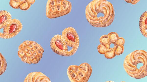 Печенье на фруктозе для диабетиков
