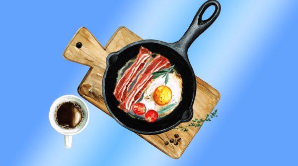 На сколько калорий должен быть завтрак?