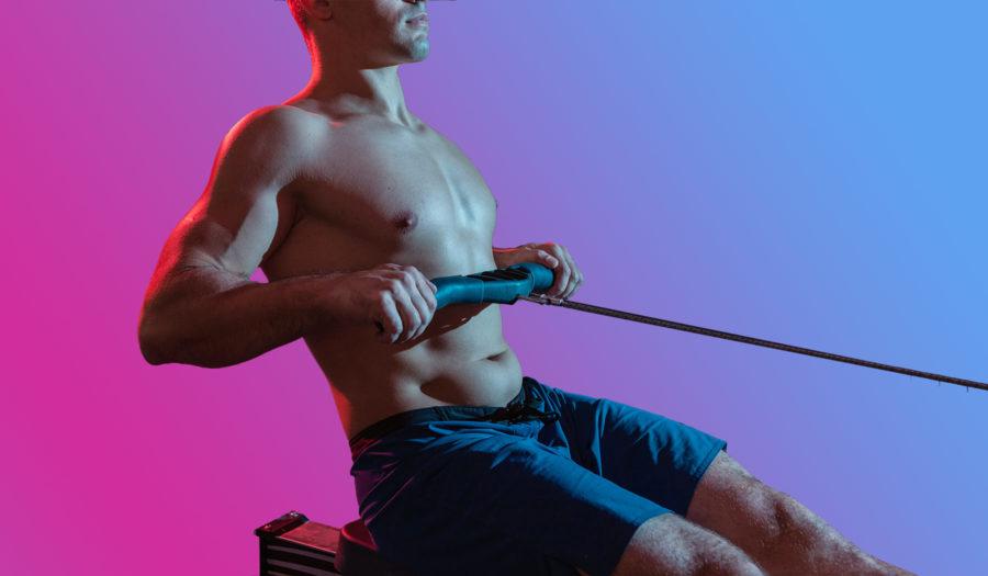 Как убрать жир внизу живота мужчинам?
