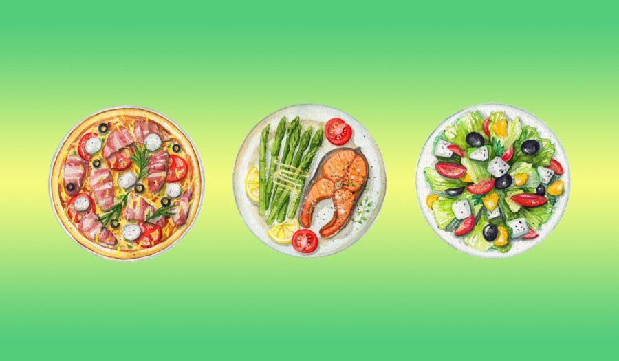 Что приготовить на ужин при правильном питании?