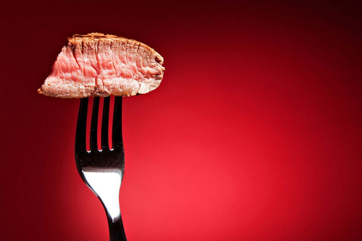 Аминокислоты BCAA в мясе