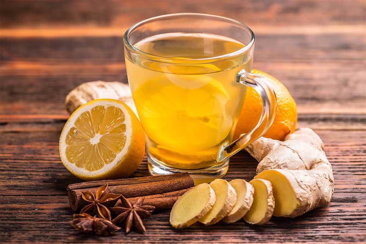 Чай с медом для лечения простуды
