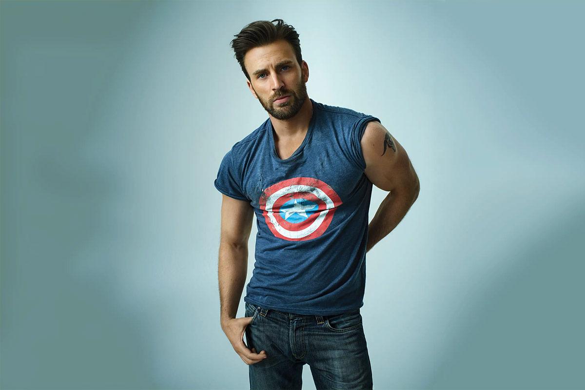 Ce fel de antrenament cu greutăți a făcut Chris Evans pentru Captain America Fitness Cirdy