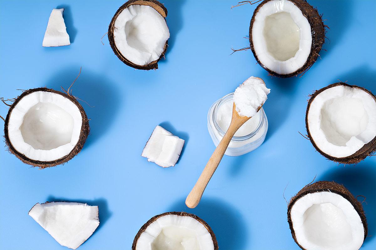 Кокосовое масло —можно ли на нем жарить?