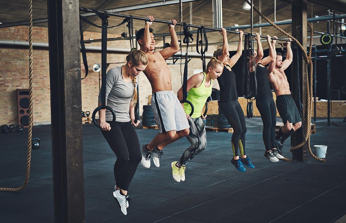 Тренировки кроссфит для новичков