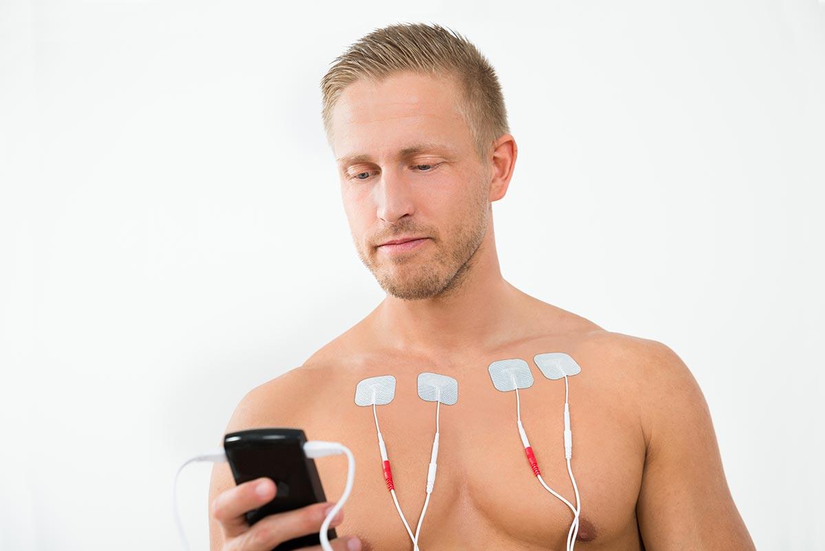 EMS - электростимуляция мышц
