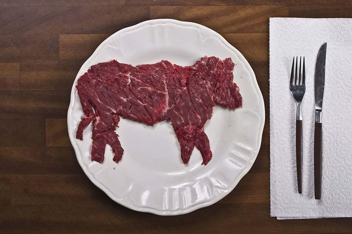 Из какого мяса делают стейк?