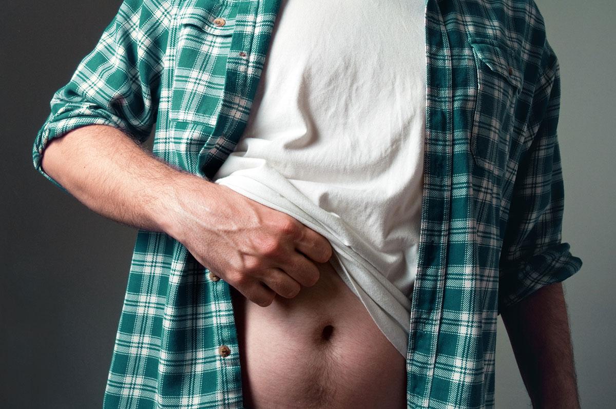Жир внизу живота — как избавиться?