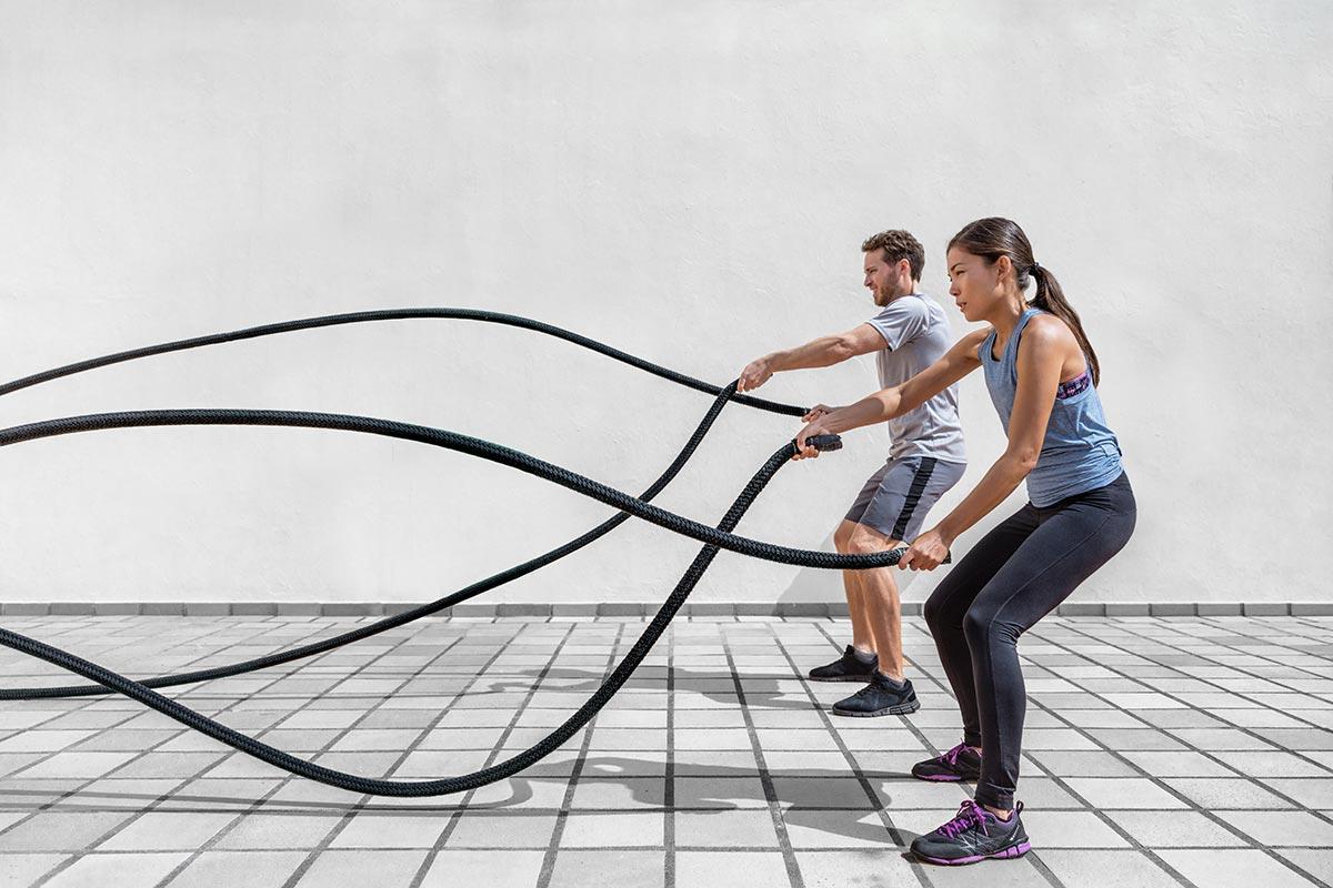 Что такое круговые тренировки?