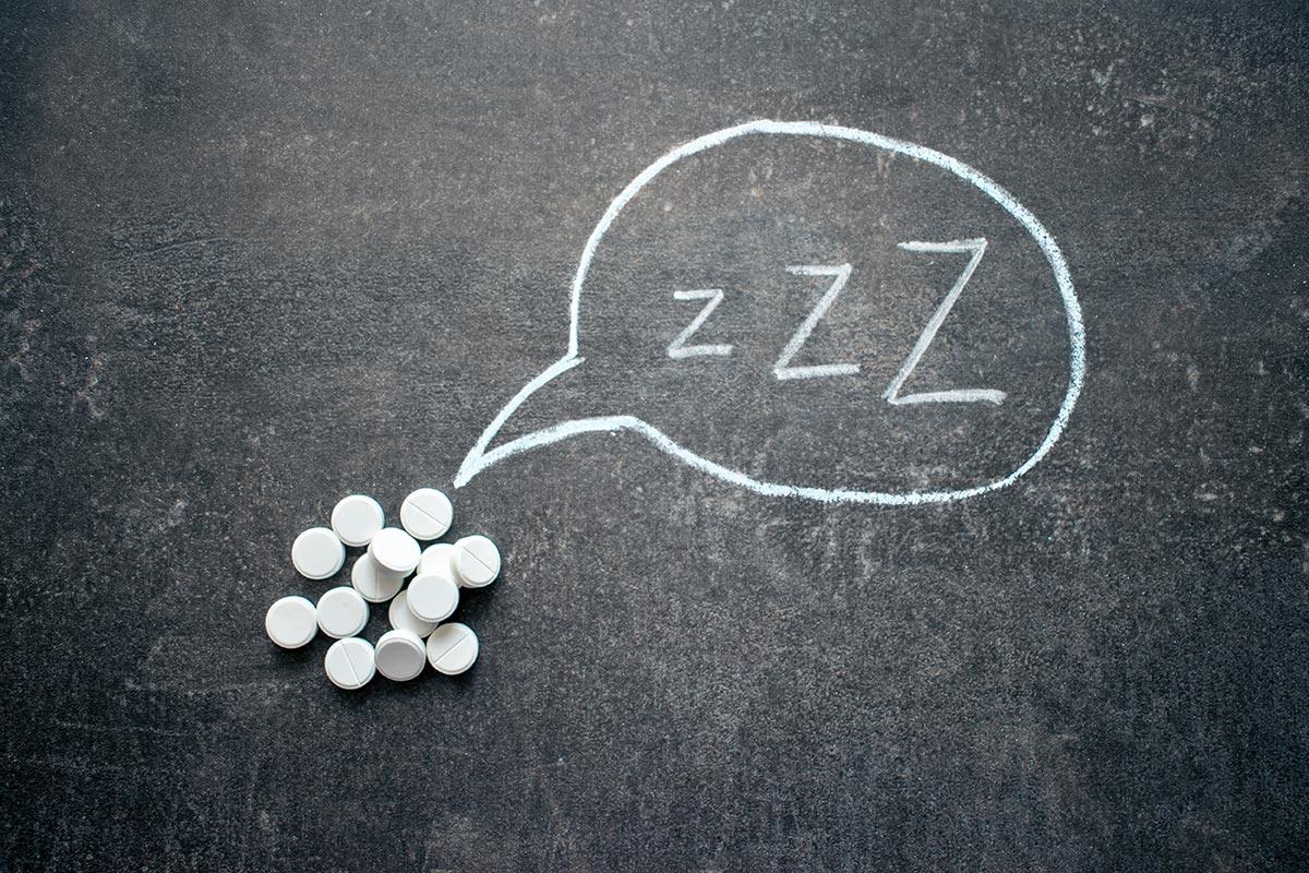 Мелатонин —гормон сна в таблетках
