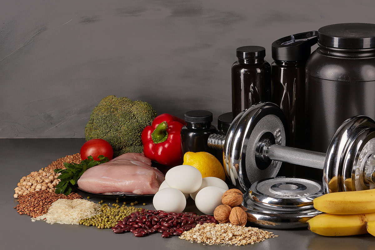 Белковая диета для набора мышечной массы меню для мужчин