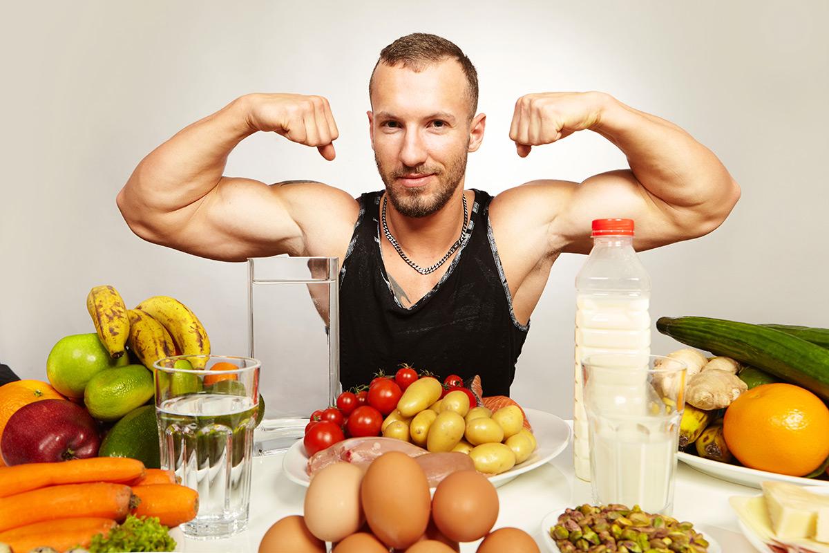Здоровая Диета И Упражнения.