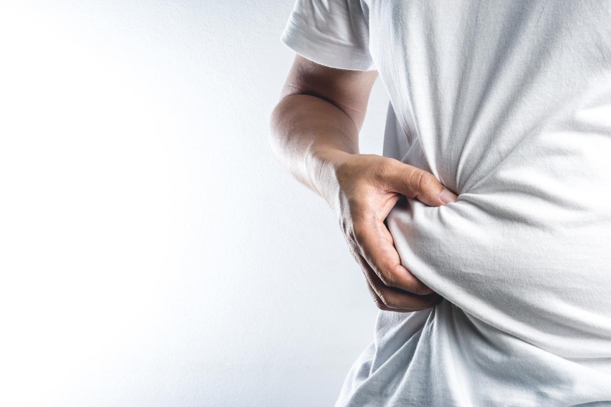 Низкий тестостерон и рост жира на животе