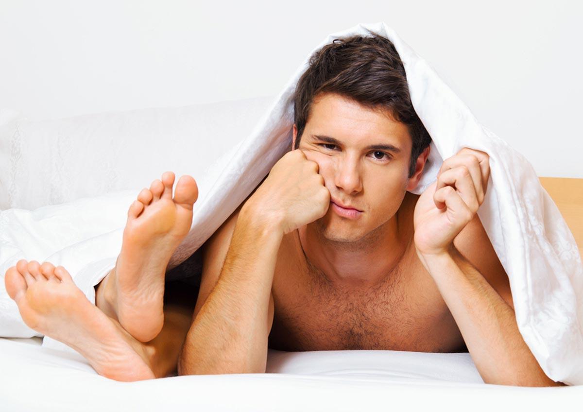 Низкий уровень тестостерона —симптомы
