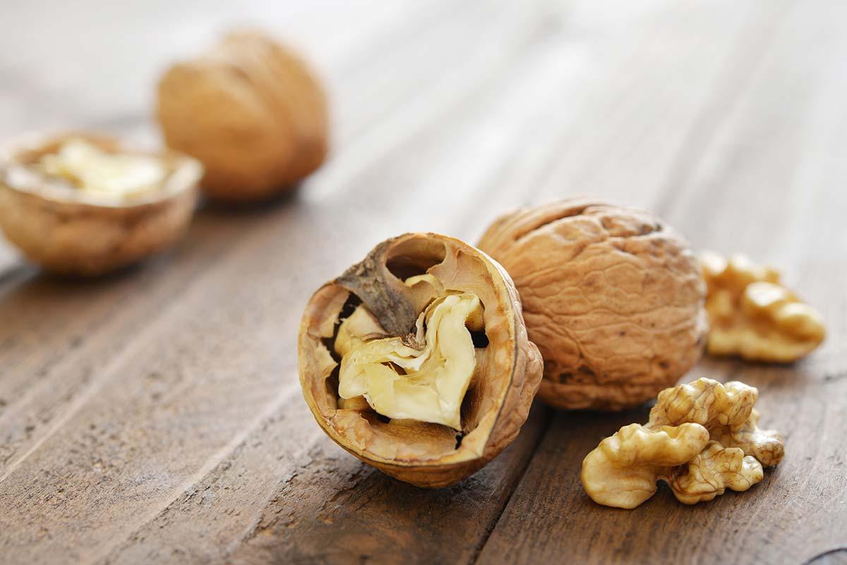 Орехи на палеодиете