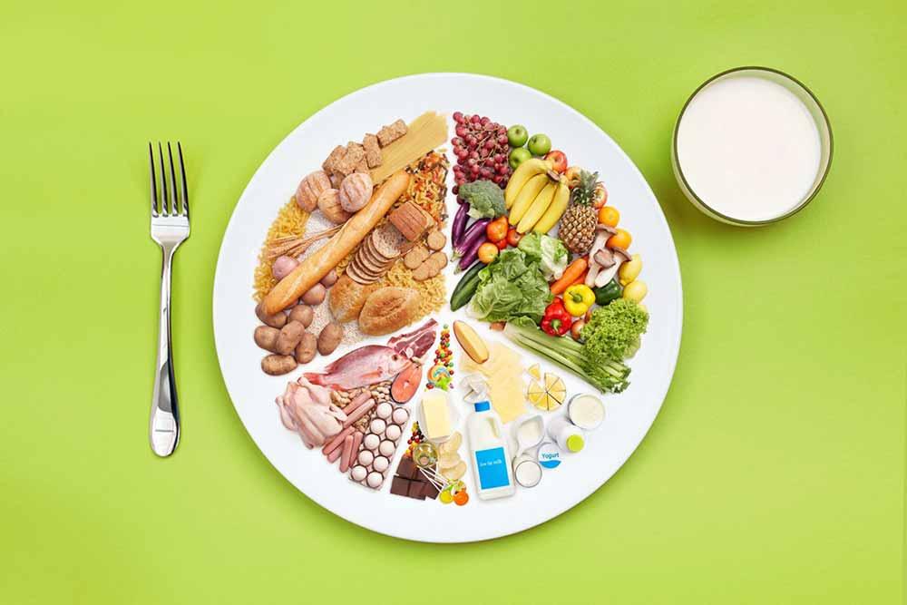 Питание для роста мышц —примеры продуктов