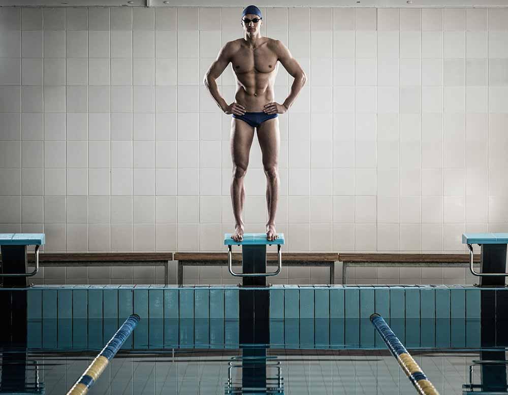 Влияние плавания на развитие мышц