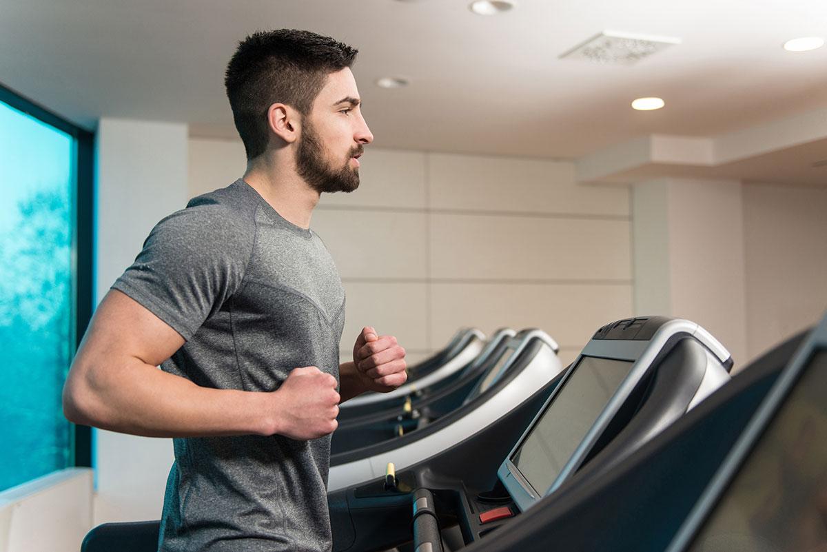 Программа кардио упражнений